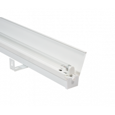 Светильник ОБН 02-001 Practic б/л 30Вт Т8 G13 ЭмПРА IP20 | 1004130001 | АСТЗ