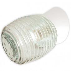 Светильник НББ Бочонок 120 64-080 60Вт ЛН/КЛЛ/LED Е27 IP20 корпус наклонный белый | 1005100109 | Элетех