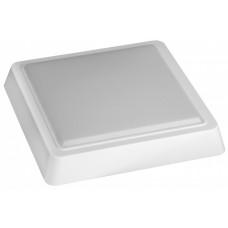 Светильник светодиодный ДПО SPB-4 10Вт 4000К IP20 опал белый квадрат | Б0020403 | ЭРА