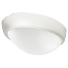 Светильник светодиодный ДПБ PBH-PC-OA 8Вт 4000К IP65 белый овал опал | 1024565 | Jazzway