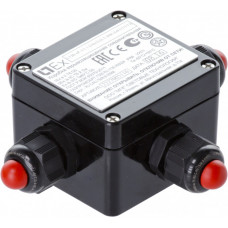 Коробка соединительная взрывозащищенная LTJB-eP-1/1.1-[24x6]-[LT-BM-X3(1/1/1/1)] | 2327001400 | Световые Технологии