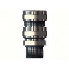 Ввод кабельный взрывозащищенный М20х1,5 для бронированного кабеля LT-KBAU1MBNS | 4105001410 | Световые Технологии