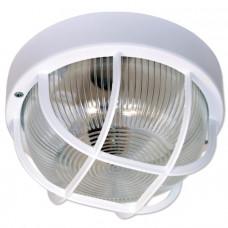 Светильник Фарпласт Круг НБО 23-60-004 IP44 корпус с решеткой белый ГИ   1005500668   Элетех