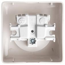 ХИТ О/У без изол. пласт. Белый Розетка б/з со шторками, 16А, 250В | RA10-137-B | Schneider Electric