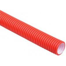 Труба двустенная гофрированная ПНД/ПВД 75мм (50м) красный | CTG12-075-K04-050 | IEK