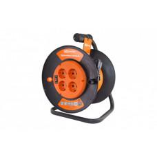 Удлинитель силовой УК6-004 (4 места/20м ПВС 2х0,75) | SQ1301-0560 | TDM