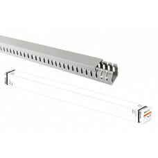 Кабель-канал перфорированный 25х25 перфорация 4/6мм (60 м)   SQ0410-0011   TDM