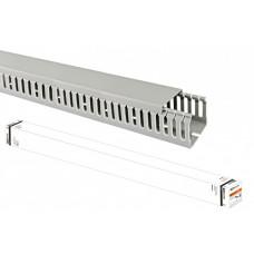 Кабель-канал перфорированный 50х50 (24 м)   SQ0410-0005   TDM