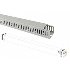 Кабель-канал перфорированный 40х40 перфорация 4/6мм (36 м)   SQ0410-0013   TDM