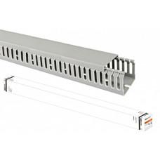 Кабель-канал перфорированный 60х60 (16 м)   SQ0410-0006   TDM