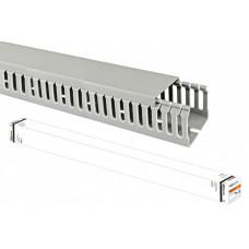 Кабель-канал перфорированный 80х80 (16 м)   SQ0410-0007   TDM