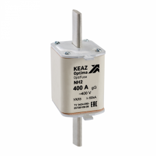 Вставка плавкая OptiFuse NH2-315-400AC-0-gG-УХЛ3 | 144760 | КЭАЗ