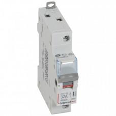 Выключатели-разъединители DX3-IS - 1П - 250 В~ - 32 А - 1 модуль   406403   Legrand