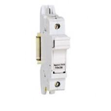Выключатель-разъединитель SP 38 - 1П - 1 модуль - для промышленных предохранителей 10х38   021401   Legrand