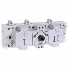 Перекидной выключатель-разъединитель DCX-M - 63 А - типоразмер 1 - 3П - винтовые зажимы   431101   Legrand