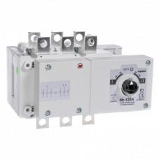 Перекидной выключатель-разъединитель DCX-M - 125 А - типоразмер 2 - 3П - плоские выводы   431103   Legrand