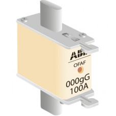 Предохранитель OFAF000H25 25A тип gG размер000, до 500В | 1SCA022627R0820 | ABB