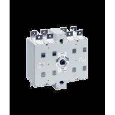 Перекидной выключатель-разъединитель DCX-M - 1000 А - типоразмер 5 - 3П - винтовые зажимы   431111   Legrand