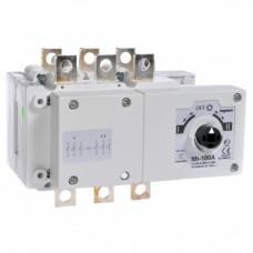 Перекидной выключатель-разъединитель DCX-M - 100 А - типоразмер 2 - 3П - плоские выводы   431102   Legrand