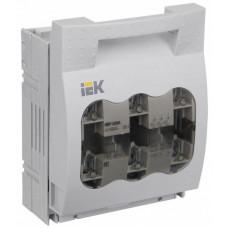 Предохранитель-выключатель-разъединитель 250А   SRP-20-3-250   IEK