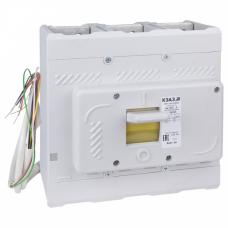 Выключатель автоматический ВА51-39-341810-400А-1000-690AC-НР230AC/220DC-УХЛ3 | 220845 | КЭАЗ