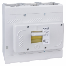 Выключатель автоматический ВА51-39-330010-400А-1000-690AC-УХЛ3 | 261843 | КЭАЗ