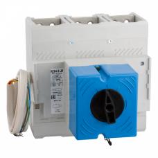 Выключатель автоматический ВА51-39-341130-400А-1000-690AC-ПЭ230AC-УХЛ3 | 221036 | КЭАЗ