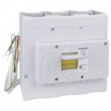 Выключатель автоматический ВА51-39-341210-500А-1000-690AC-НР230AC/220DC-УХЛ3 | 220912 | КЭАЗ