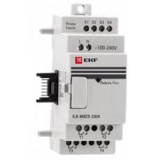 Модуль дискретного в/в 4/4 230В PRO-Relay EKF PROxima | ILR-M8ER-230A | EKF