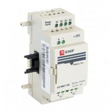 Модуль дискретного в/в т 4/4 24В PRO-Relay EKF PROxima | ILR-M8ET-24D | EKF