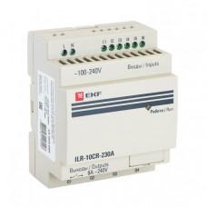 Программируемое реле 10 в/в 230В PRO-Relay EKF PROxima | ILR-10CR-230A | EKF