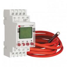 Реле температуры с дисплеем RT-820M (-25....+130 С) EKF PROxima   RT-820M   EKF