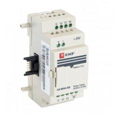 Модуль аналогового ввода 4 24В PRO-Relay EKF PROxima | ILR-MI4A-24D | EKF