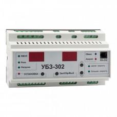 Универсальный блок защиты двигателя OptiDin УБЗ-302-У3.1 | 129855 | КЭАЗ