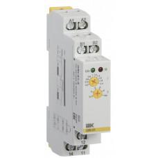 Реле тока ORI. 0,2-2 А. 24-240 В AC / 24 В DC | ORI-01-2 | IEK