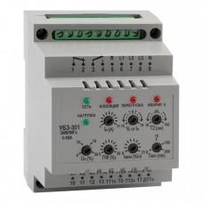 Универсальный блок защиты двигателя OptiDin УБЗ-301-5-50-УХЛ4 | 139505 | КЭАЗ