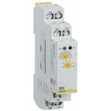 Реле тока ORI. 0,1-1 А. 24-240 В AC / 24 В DC | ORI-01-1 | IEK