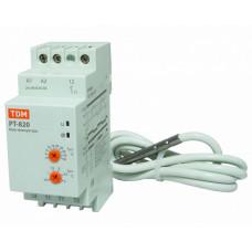 Реле температуры РТ-820 (-5+40С, 24-240В АС/DC, с датч. IP67)   SQ1508-0001   TDM