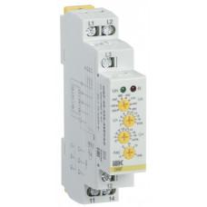 Реле фаз ORF 06. 3ф 220-460 В AC   ORF-06-220-460VAC   IEK