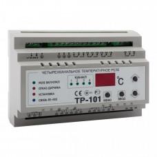 Температурный контроллер OptiDin ТР-101-У3.1   114078   КЭАЗ