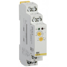 Реле тока ORI. 0,5-5 А. 24-240 В AC / 24 В DC | ORI-01-5 | IEK