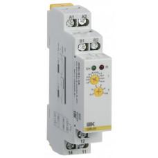 Реле тока ORI. 1,6-16 А. 24-240 В AC / 24 В DC | ORI-01-16 | IEK
