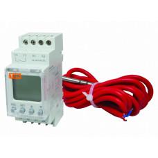 Реле температуры РТ-820M (-25+130C, 24-240В АС/DC, с датч. IP67, ЖК)   SQ1508-0002   TDM