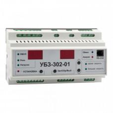 Универсальный блок защиты двигателя OptiDin УБЗ-302-1-У3.1 | 129856 | КЭАЗ