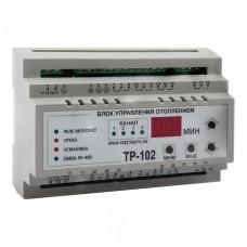 Температурный контроллер OptiDin ТР-102-У3.1   114079   КЭАЗ
