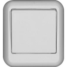 ПРИМА О/У Белый Выключатель 1-клавишный 6А (в сборе) (опт.упак.)   A16-051-B   Schneider Electric