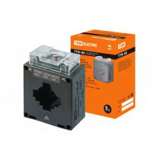 Трансформатор тока ТТН 40/600/5- 5VA/0,5S | SQ1101-0154 | TDM