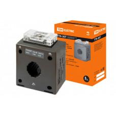 Трансформатор тока ТТН 30T/100/5-5VA/0,5S | SQ1101-0070 | TDM