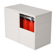 Трансформатор с литой изоляцией 3150 кВА 6/0,4 кВ D/Yn–11 IP31 | TDA32BDYN1AB000 | DKC