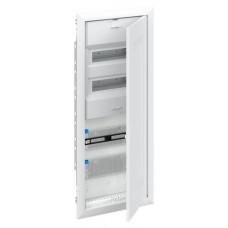 Шкаф комбинированный с дверью с радиопрозрачной вставкой (5 рядов) 24М   2CPX031400R9999   ABB